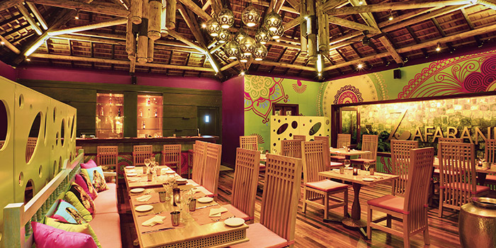 Zafarani, the new Indian restaurant