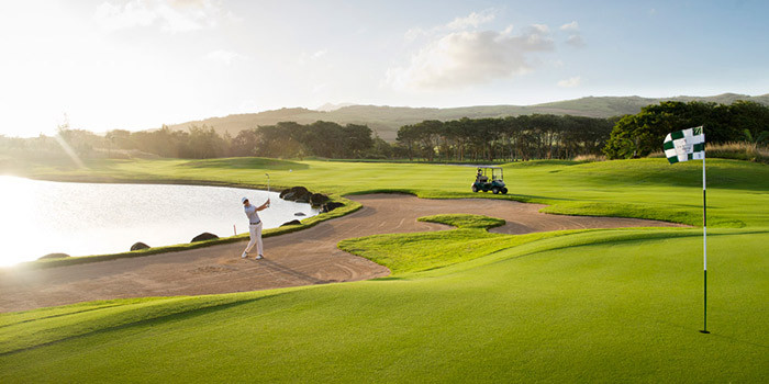 Play on Mauritius' great golf courses with the 'Golf Passport'