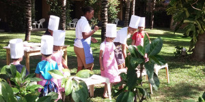 Dedicated qualified hotel team to take care of the children perfectly safe.