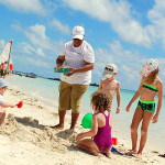 Teens and kids clubs at the Veranda Resorts, Mauritius