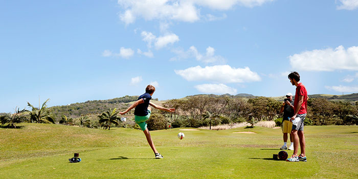 Footgolf and Junior Golf Academy at Heritage Golf Club