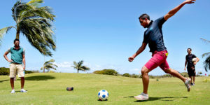 Footgolf at Heritage Golf Club