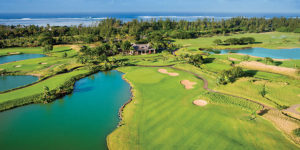 Aerial view - Heritage Golf Club