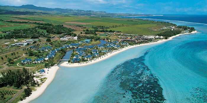 Heritage Resorts protects its lagoon - one of the most pristine in Mauritius