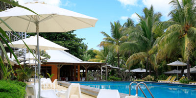 VLH (Veranda Leisure Hospitality), subsidiary of Rogers Group, acquires Hotel Tamarin