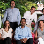 Portrait of the Veranda Leisure & Hospitality Executive Team