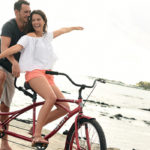 Discover the region on a tandem