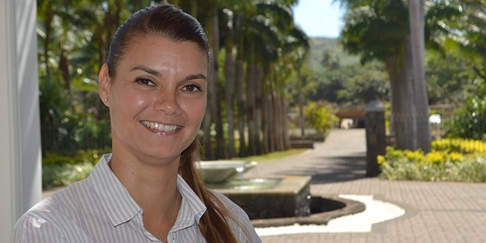 Clothilde Lefébure - Leisure & Events Manager at Domaine de Bel Ombre