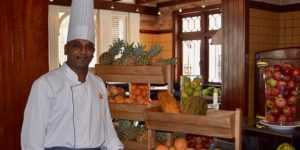 Kelley Moothen - Executive Chef at Heritage Le Telfair Golf & Wellness Resort