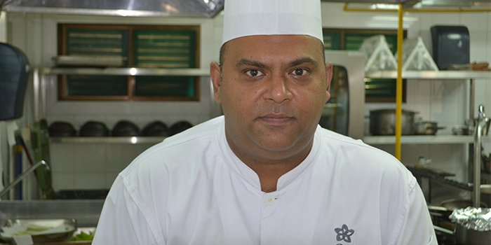 Riaad Peerbux - Executive Chef at Château de Bel Ombre & C Beach Club