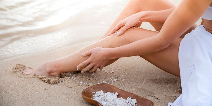 Restore you skin with a coco ritual massage