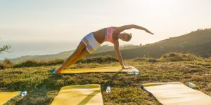 Wellness Breaks - yoga, pilates