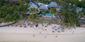 Five star beachfront hotels in Mauritius
