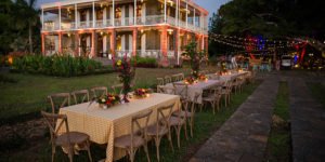 Gala dinners at Heritage Le Chateau