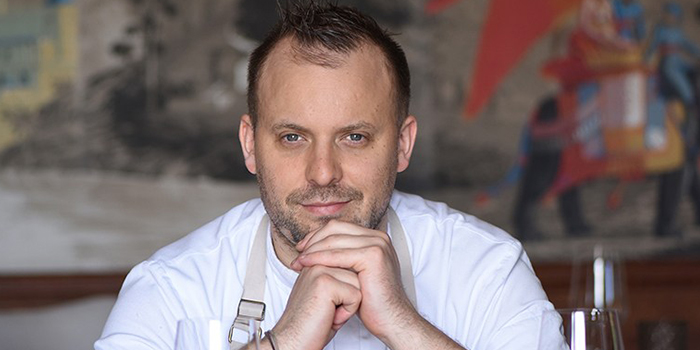 Starred Chef David Toutain Curates Heritage Le Chateau Summer Menu