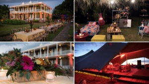 Events venue at Heritage Le Chateau Mauritius