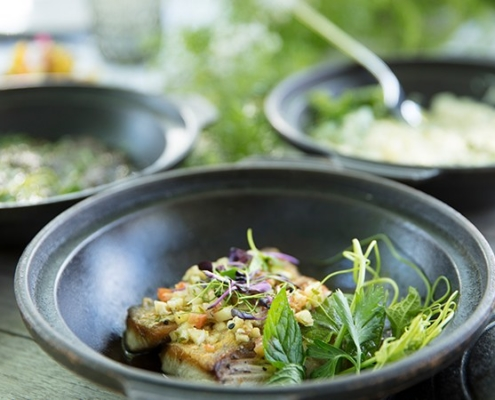 Heritage Le Chateau gives eating local a modern twist